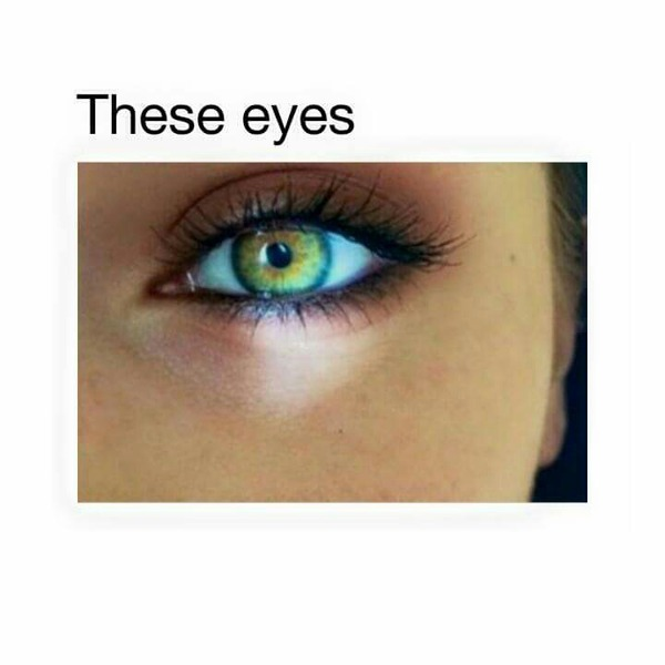 Like this if you love those eyes color