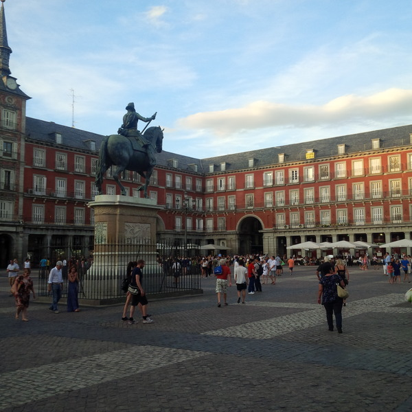 Im in love with Madrid 3