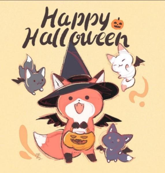 Скоро будет Хэллоуин  Есть ли у тебя какието традиции в этот день Или же это