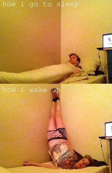 3  HAHAHA ich komm nicht mehr klar jeden Morgen