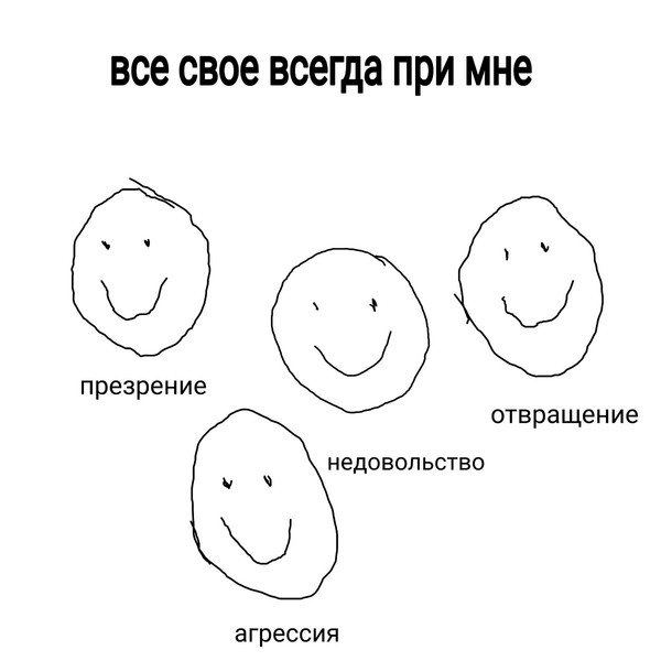 4 предмета которые всегда с тобой