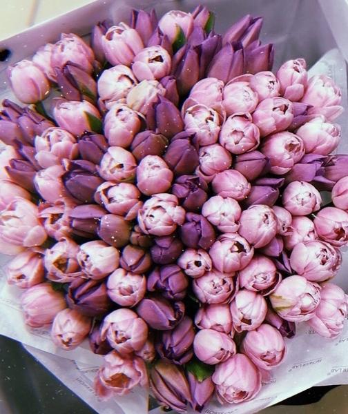 С чем у тебя ассоциируется весна