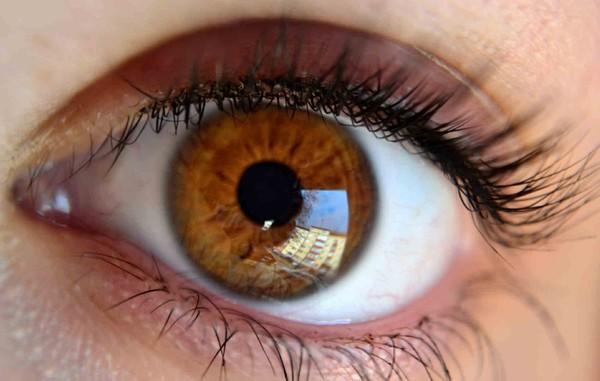 Какой цвет глаз твой любимый