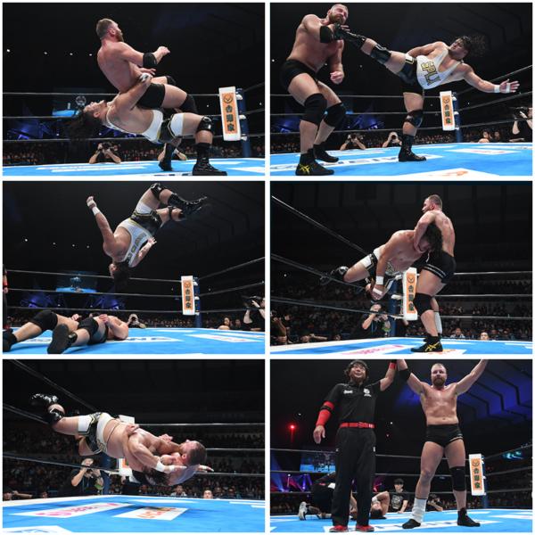 NJPW G1 Climax 29 night 4  Hokkaido Japan 15719
