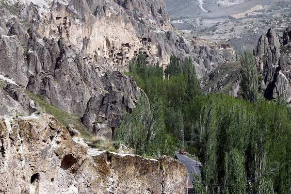 This is Soğanlı Valley