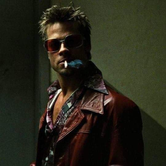 Only after we lose everything we become free to do anything     Fight Club