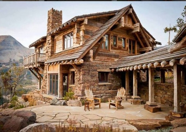 Tagesfrage In was für einer Wohnanlage Wohnung Haus Villa Palast etc würdest du