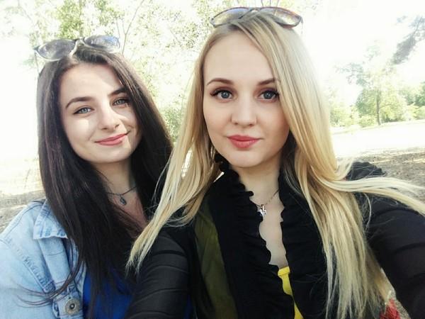 Покажи самую любимую фотографию с лучшей подругой
