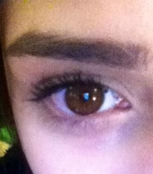 А у тебя глазки красивые