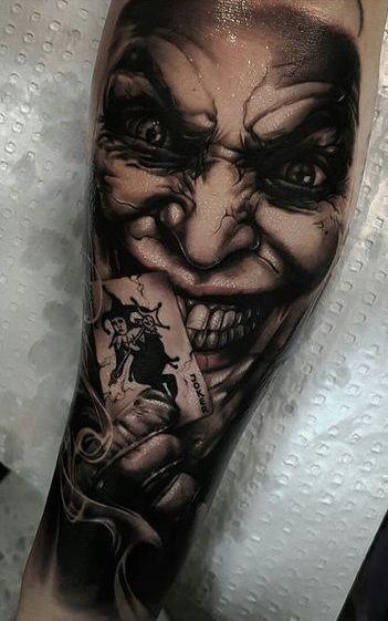 Jaki tatuaż znalazłby się na twoim ciele gdyby była możliwość zrobienia go dziś
