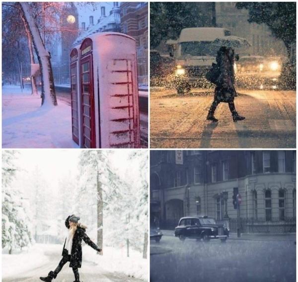 اكره كل من يتكلمون على الشتاء بالسيء ف هذا فصلي المفضل
