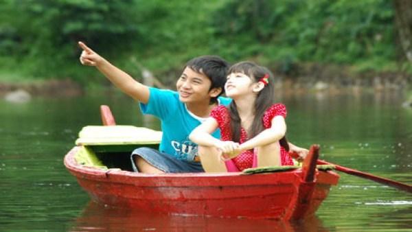 Posting gambar perahu impianmu