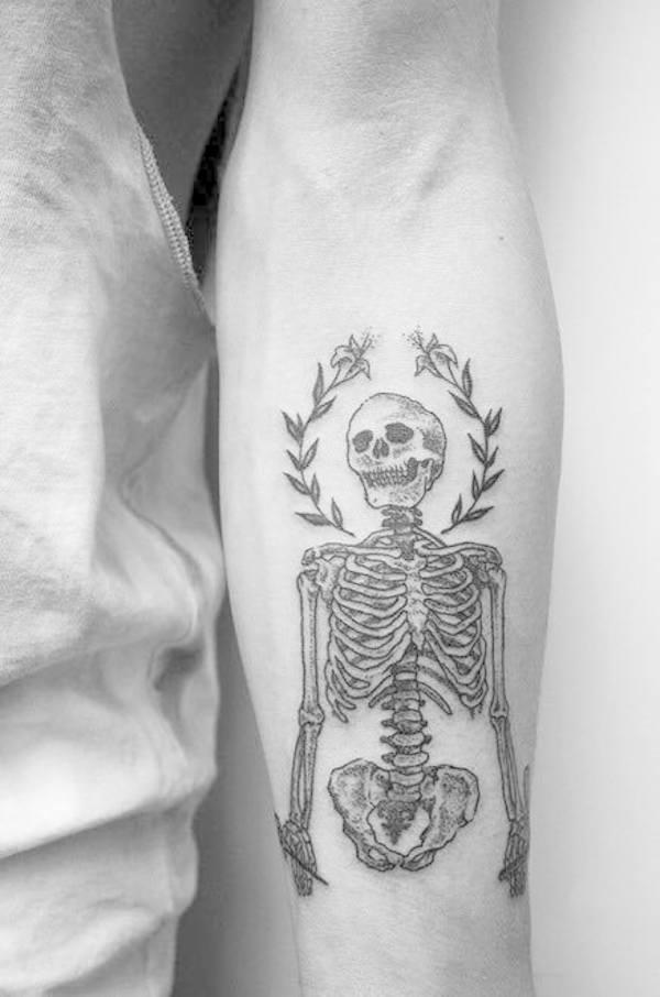 Chcesz zrobić sobie kiedyś tatuaż Jeśli tak to jaki i gdzie