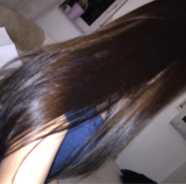 Bild von deinen Haaren von hinten
