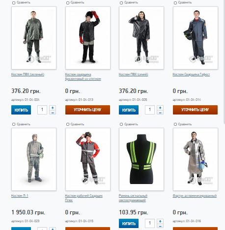 Нужно ли сотрудникам производственной деятельности одевать защитную одежду