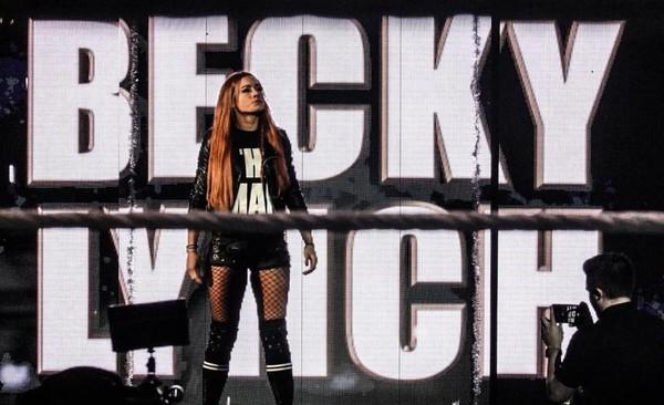 Becky na IG
