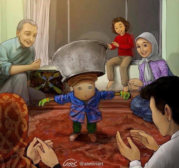 يا رب أحفظ لي ضحكة أبي و ملامح أمي و مبسم أخواني اللهم عائلتي لآخر عمري