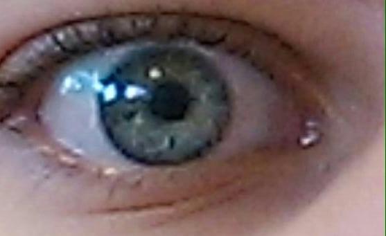Bild von Augen