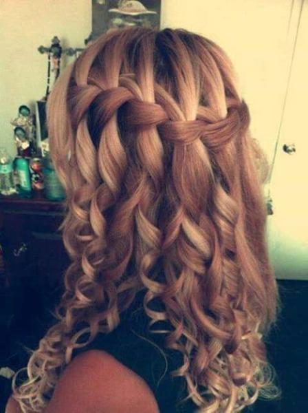 like si quieres un peinado así