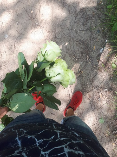 Где мои цветыуважаемый