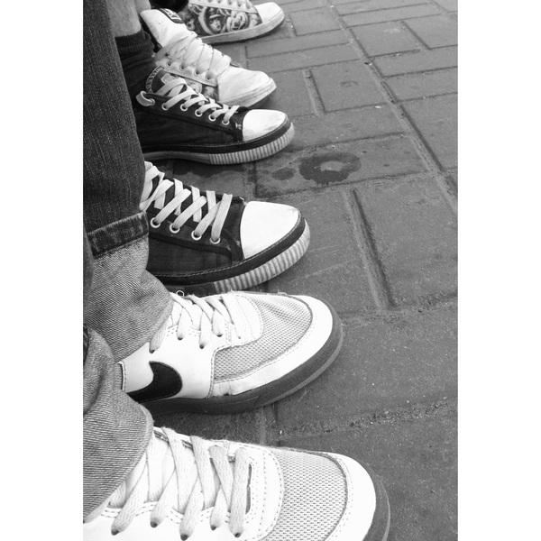 Какую обувь ты чаще всего носишь