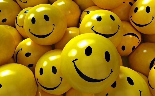 Что заставляет тебя улыбнуться