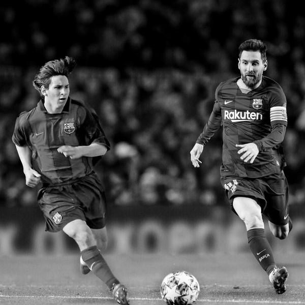 راوغتـ الكلـ   راوغ العمر ولو لمره يا ميسي     Messi 34 th