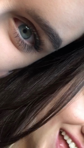 Bild von deinem Auge