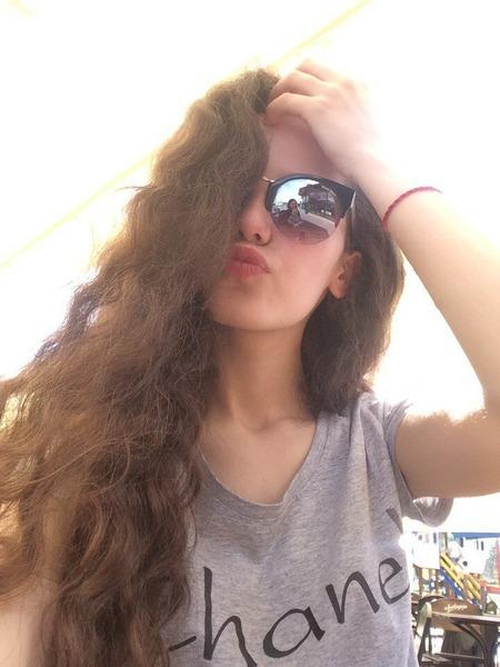 Кидай фото себя в солнечных очках