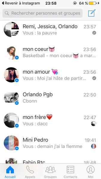 Screen Messenger