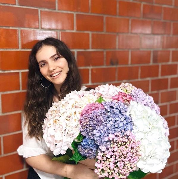 Poproszę zdjęcie z kwiatami