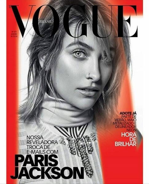 Paris dla Vogue Brasil 2