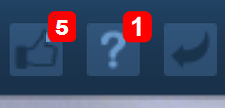 15 likes aos 3 primeiros e 3 ao restante