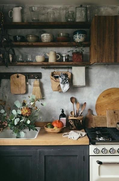 مطبخ ريفي
