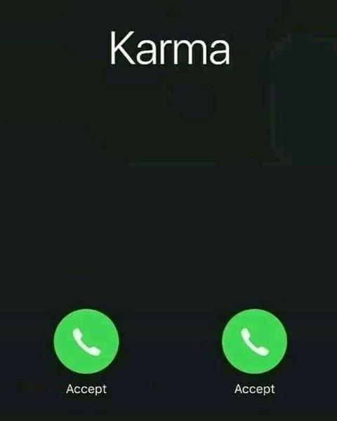 Credi nel Karma