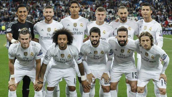 Выложи фотографию самой крутой спортивной команды в мире