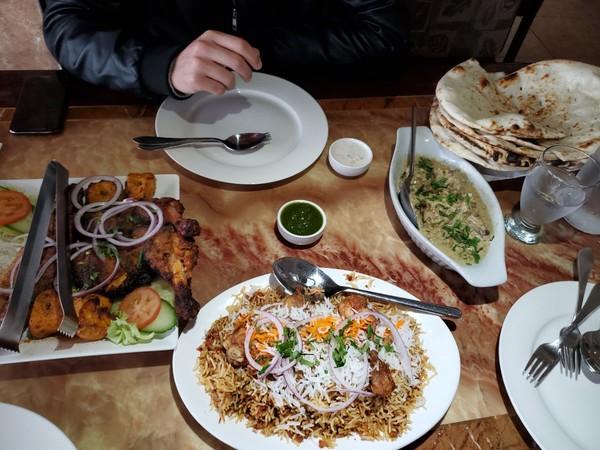 Desi Food Or Fast Food