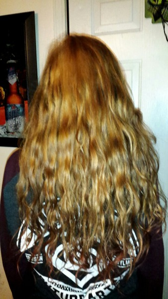 pap of hair