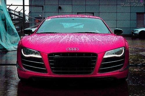 Лайкнувшим цвет тебе розовый