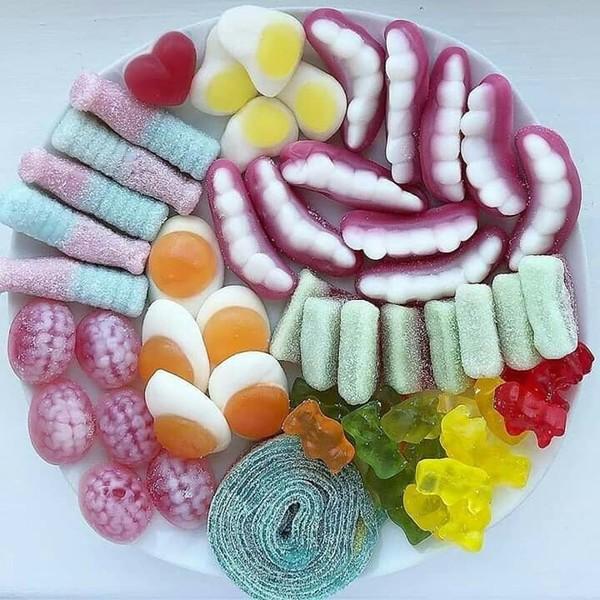 من الحلويات الي تحبها