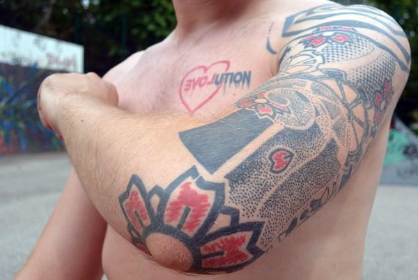 Czy masz lub chcesz mieć tatuaż Co igdzie