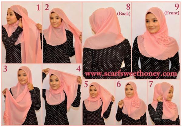 Min Pap Tutorial Hijab Segi Empat Yang Bagus Tapi Simpel Dong Min Ask Fm Beautyinyourlife