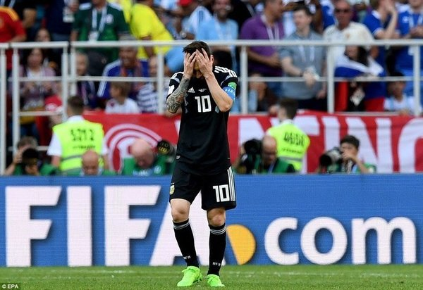 Leo Messi nie wykorzystał 26 rzutów karnych w swojej karierze   W