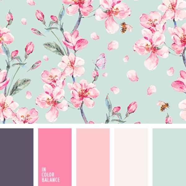 Яркие цвета или пастельные