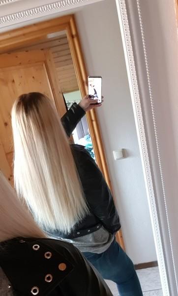Zeig mal deine haare