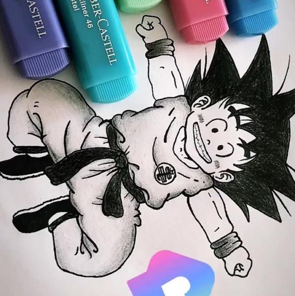 Welches deiner Zeichnungen ist dein Favorit  mit Bild wäre mega nett bitte