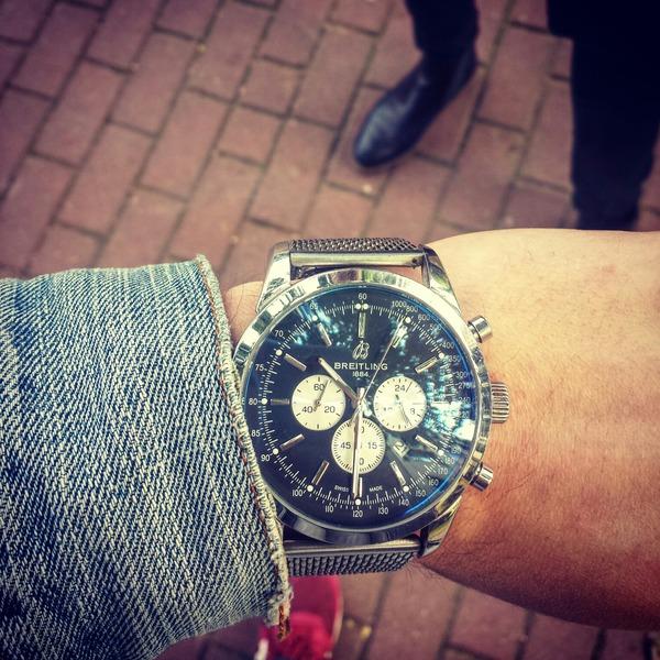 pokaż zegarek