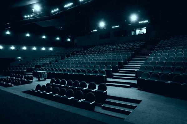 Jeśli świat byłby sceną gdzie siedziałaby publiczność