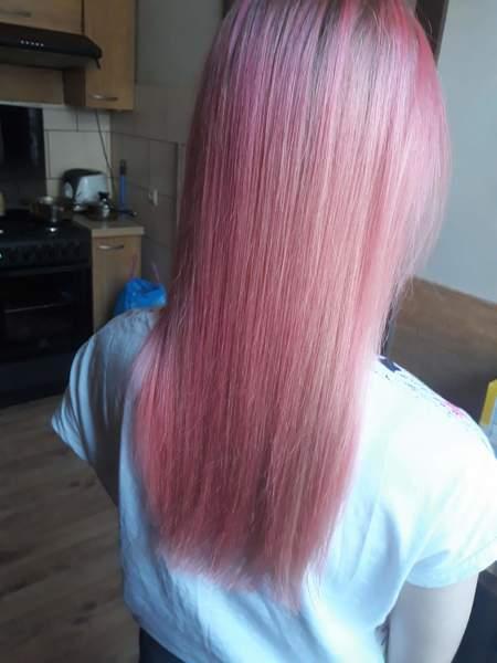 Farbowałeśaś kiedyś włosy  a może chcesz  Jeśli tak to na jaki kolor  Lajla