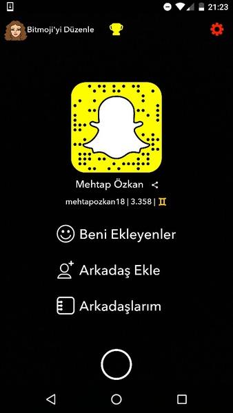 Snapchat puanın kaç